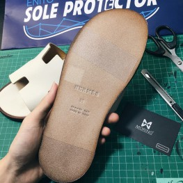 Bộ dán bảo vệ đế giày Enito Sole Protector