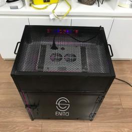 Tủ tẩy ố giày Enito UV Box