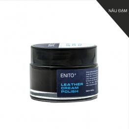 Xi kem dưỡng da Enito Leather Cream Polish