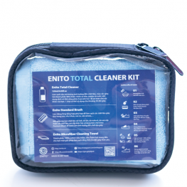 Bộ sản phẩm làm sạch giày Enito Total Cleaner Kit