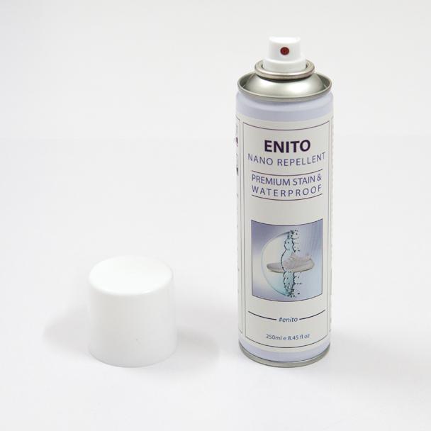 công nghệ nano trong Bình xịt nano chống nước cho giày Enito
