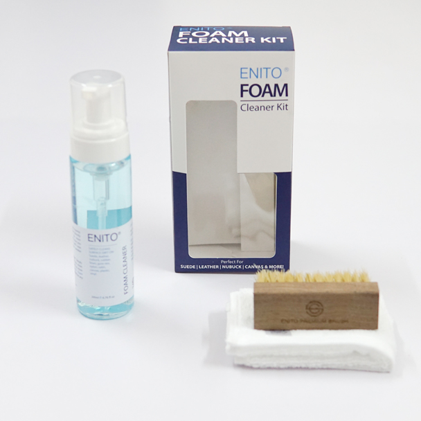 Bộ vệ sinh giày Enito Foam Cleaner Kit